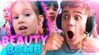 ДИСТОРИ ПЕРЕПЕЛИ КАТЮ АДУШКИНУ !!! ДЕТСКИЕ ПАРОДИИ на Beauty Bomb♡