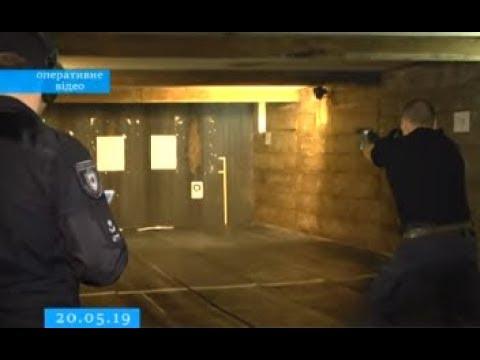 ТРК ВіККА: У Черкасах визначили найвправніших стрільців серед правоохоронців