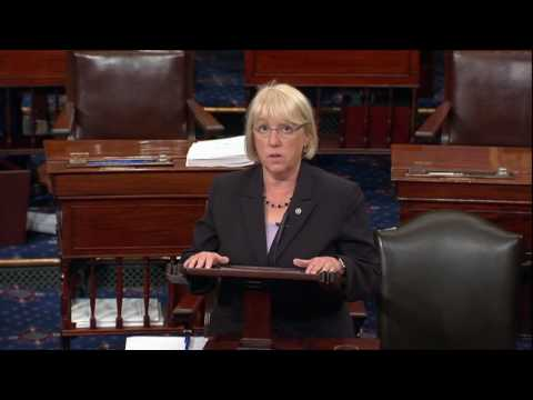 Enzi to Murray: 'Perhaps your time might be better spent taking a look at the bill'
