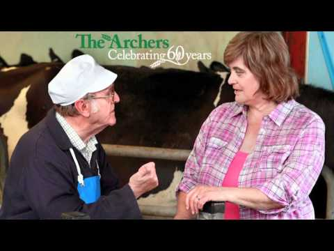 The Archers: Patricia Gallimore (Pat) and Colin Skipp (Tony) on John's death and Helen's woes
