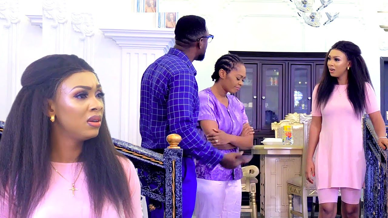 Download I Never Knew It Was Enough For My Husband To Defend His Side Chicks In front Of Me - NIGERIAN MOVIES