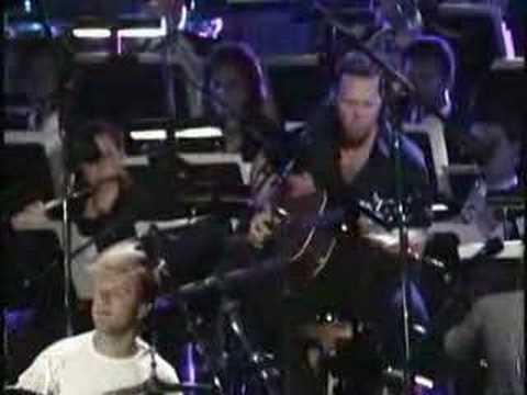 Metallica con la sinfónica de San Francisco
