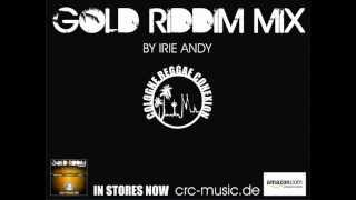 GOLD RIDDIM - mixed by COLOGNE REGGAE CONEXION