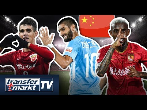 Oscar, Carrasco, Talisca & Co.: So schlagen sich die Stars in China | TRANSFERMARKT