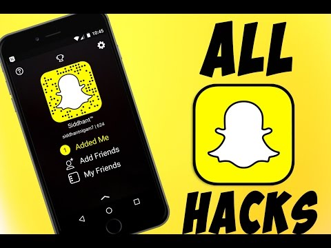 All Snapchat,Secret Features,Tricks!! & a Giveaway! 2016 NEW!