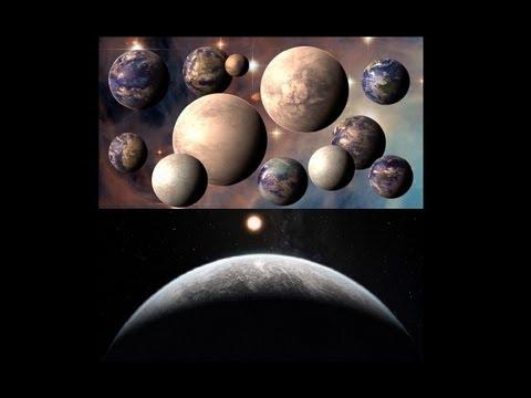 Uzayda yaşam olabilecek 9 gezegen