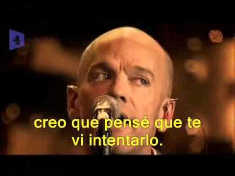 Losing My Religion - R.E.M. - Live - Subtitulado español