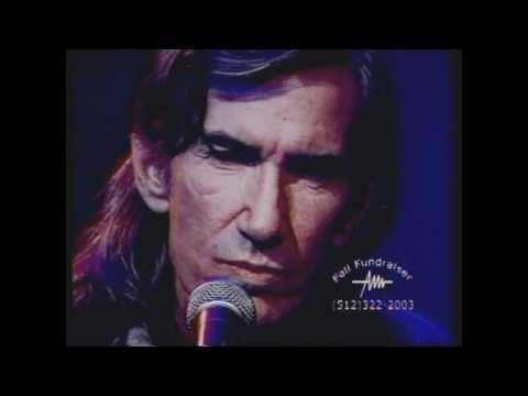 """TOWNES VAN ZANDT - """"Ballad Of Ira Hayes"""" on Solo Sessions, January 17, 1995"""