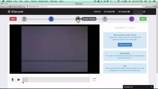 EDpuzzle Tutorial - Add Questions to YouTube Videos