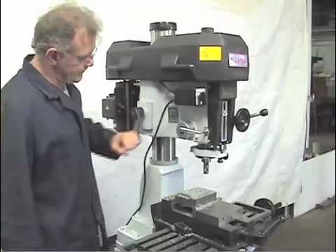 Magna Mill Drill small shop home shop mill drill from Industrial machinery