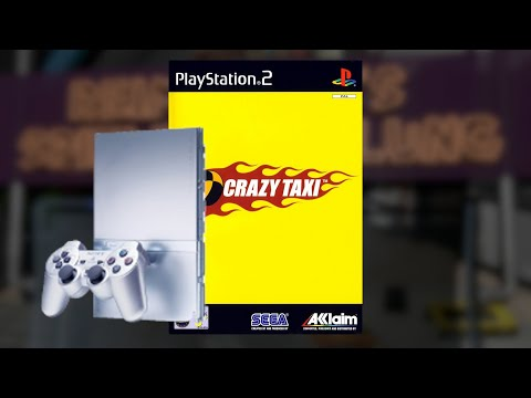 Gameplay : Crazy Taxi [Playstation 2]