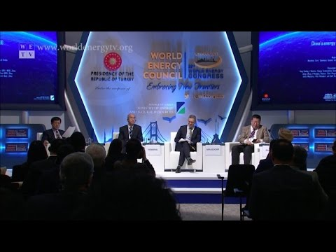 World Energy Congress | China's Energy Outlook to 2060