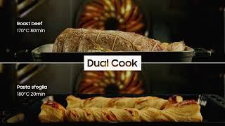 Samsung: forno Dual Cook Flex