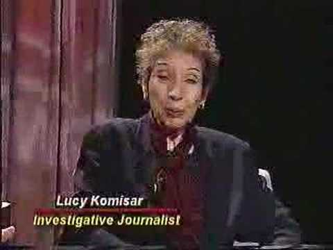 Lucy Komisar - Original air date: 02-20-06