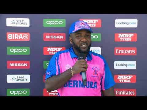 Rodney Trott Interview After Cricket Match, Oct 23 2019