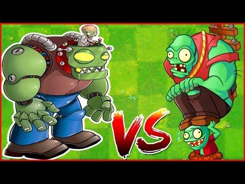ЧЕЛЛЕНДЖИ в Зомби против Растений Герои от Фаника Plants Vs Zombies Heroes 99