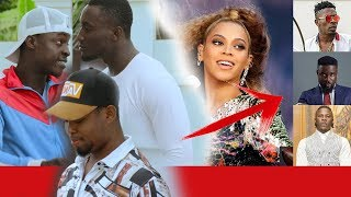 🔥Ei...kumasi People Explain Why Beyonće Chose Shatta Wale Over Sarkodie And Stonebwoy On Her Album