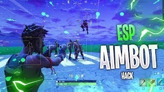 FORTNITE SEASON 6 WORKING AIMBOT/ESP