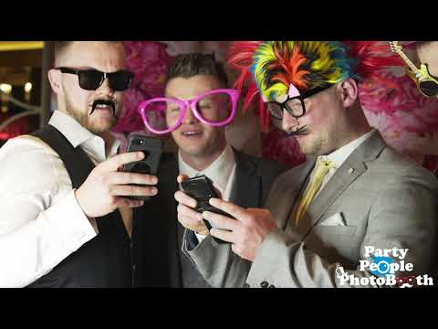 Party People Photobooth - Wedding Photo Booth Rental San Antonio