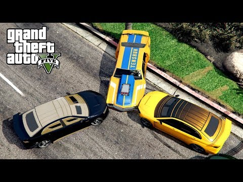 KURUMY VS PIĘKNY MUSCLE CAR w GTA 5 Online Hogaty i EKIPA 'JAKIŚ PROBLEM?' #298