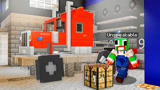 CRAFTING A REAL TRUCK IN MINECRAFT!