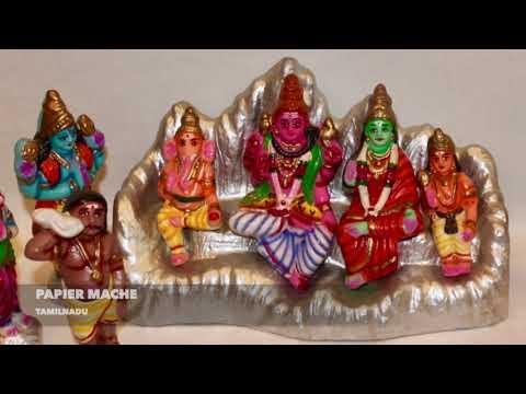 Indian Handicrafts on Paper