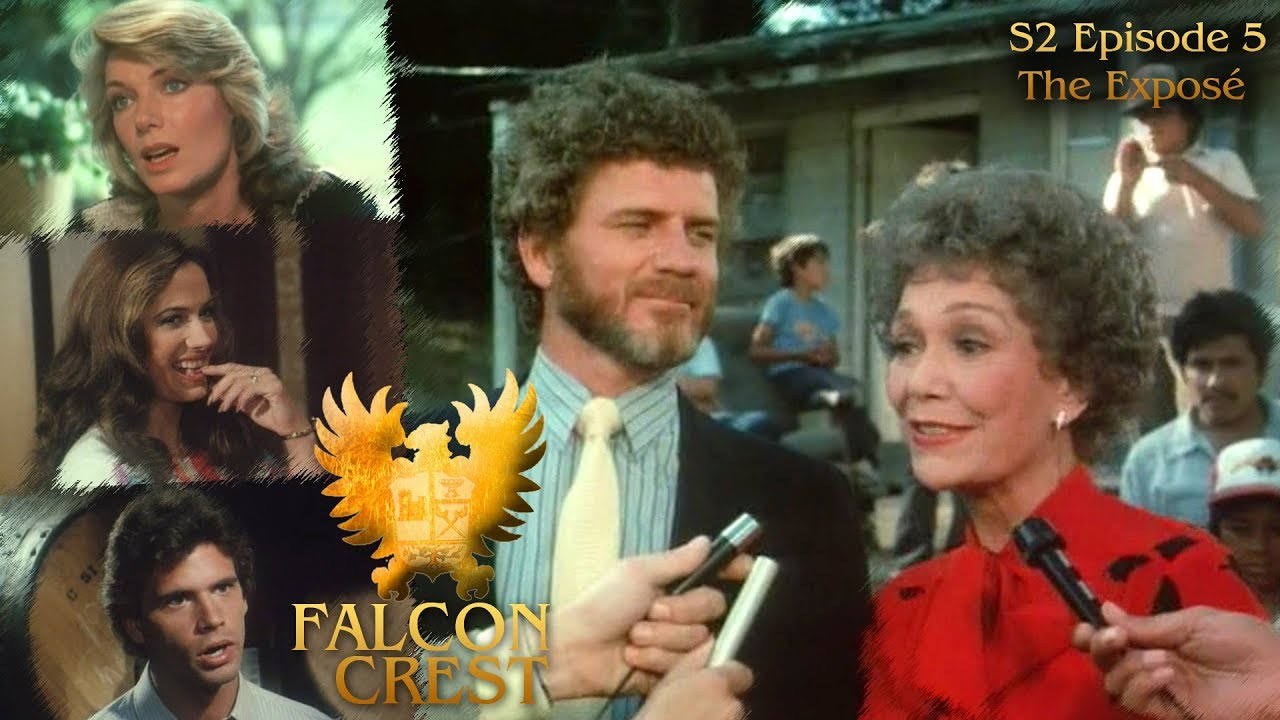 Falcon Crest video S2 Episode 5 - YouTube