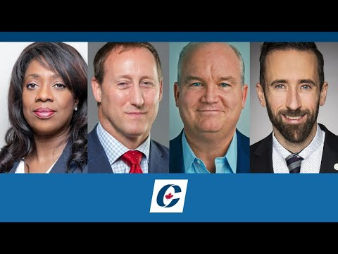 Federal Conservative Leadership Debate | Power & Politics