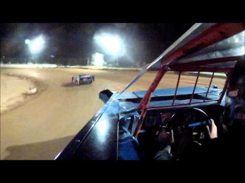 Andy Standridge #15 - Spring City Raceway 5-17-13 - Winner