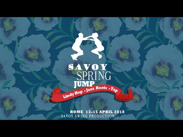 SAVOY SPRING JUMP 2018  SKYE HUMPHRIES & JOSETTE WIGGAN FREUND