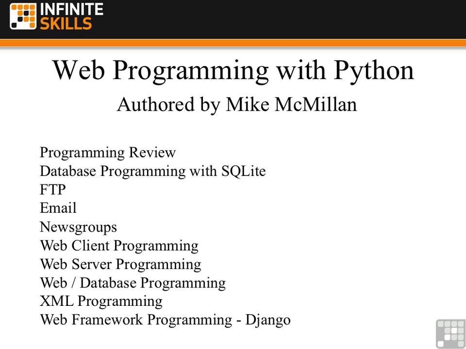 Web Programming with Python Tutorial | Introduction