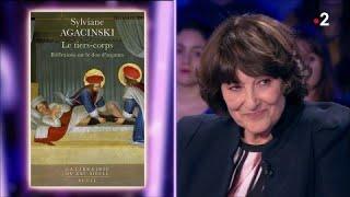 Sylviane Agacinski - On n'est pas couché 3 mars 2018 #ONPC