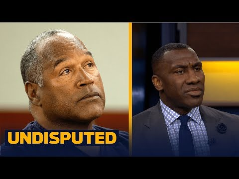 Surprised O.J. Simpson granted parole? Skip Bayless and Shannon Sharpe react | UNDISPUTED