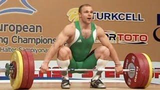 2012 European Weightlifting Championships, Men 85 kg  Тяжелая Атлетика. Чемпионат Европы(, 2016-06-12T11:42:24.000Z)