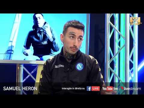 SAMUEL HERON LIVE SU HIP HOP TV 👊🏻📲💻