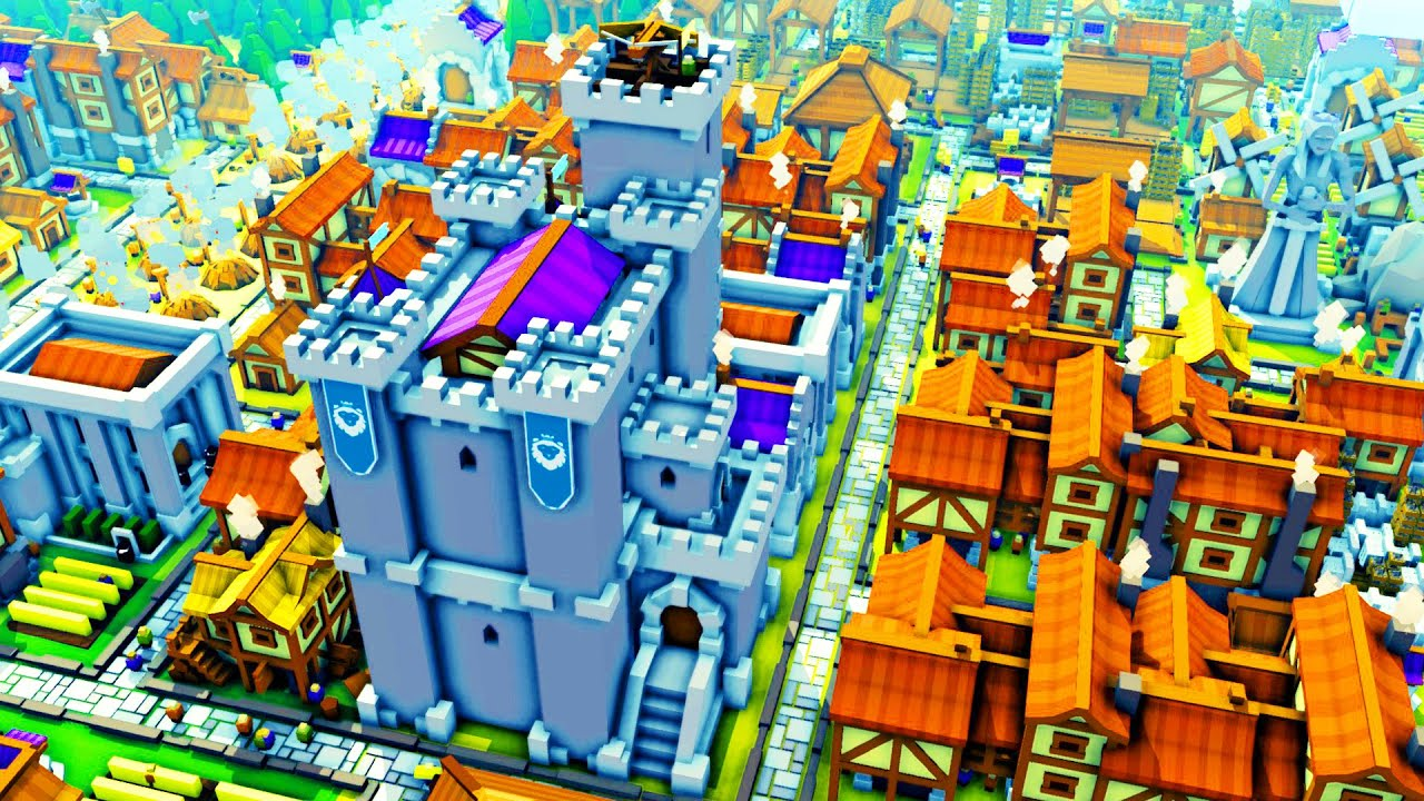 Download Kingdoms & Castles   Ep. 1   Building Our Great Kingdom   Medieval City Builder Gameplay