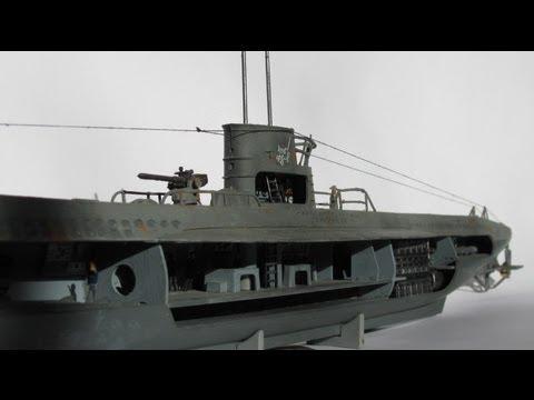 Revell U-Boot U 47 Günther Prien U-Boot Klasse VIIb