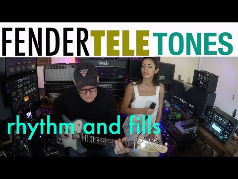 Fender Tele Tones | Comping and Fills | Tim Pierce | Sophia Pfister | Guitar Lesson | How To Play