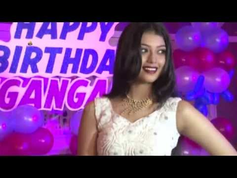 Digangana Suryavanshi's Grand 19th Birthday Celebration With TV Serial Celebs