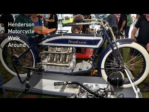 Henderson Motorcycles Walk Around