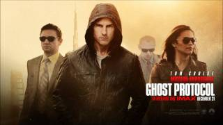 Mission Impossible 4 Ghost Protocol-Theme