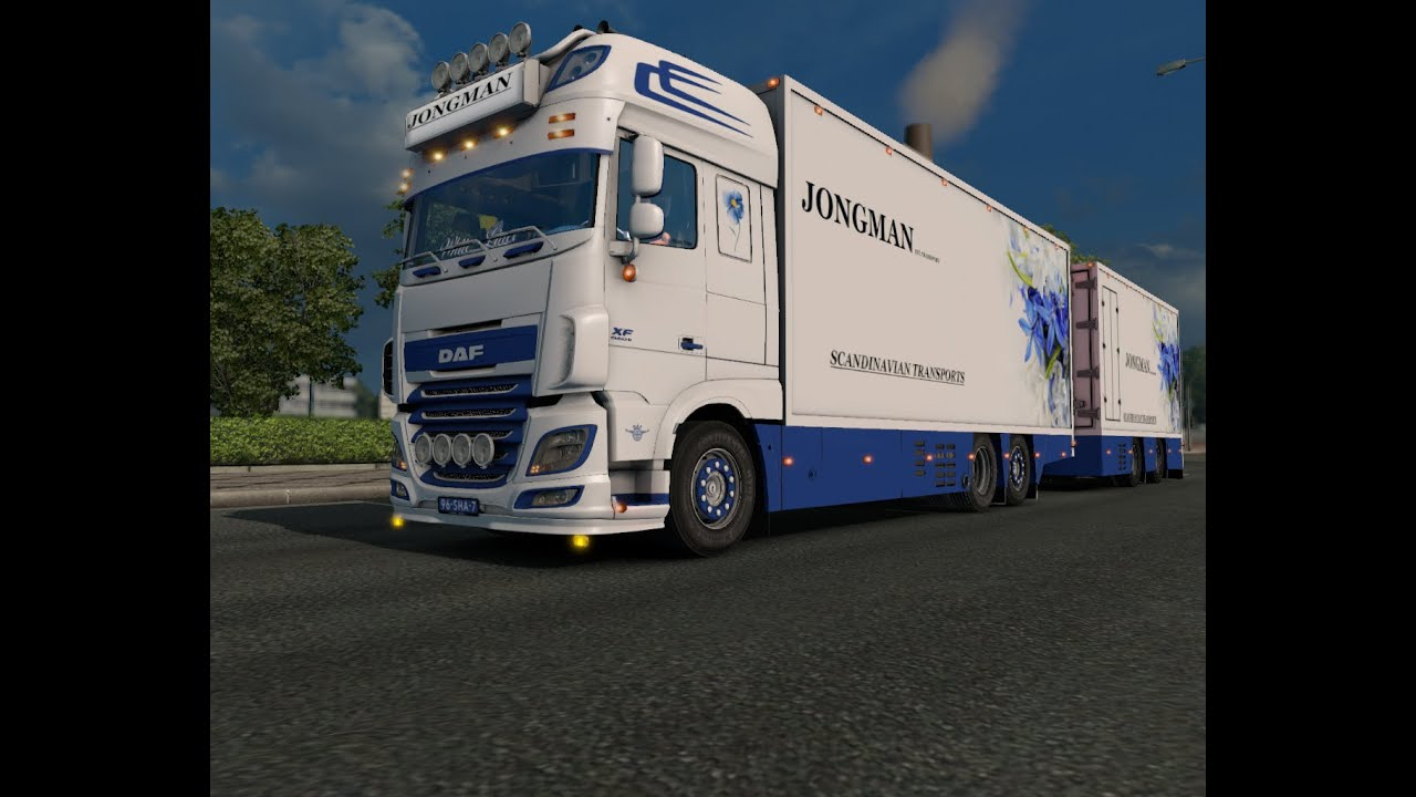 euro truck simulator 2 xattab