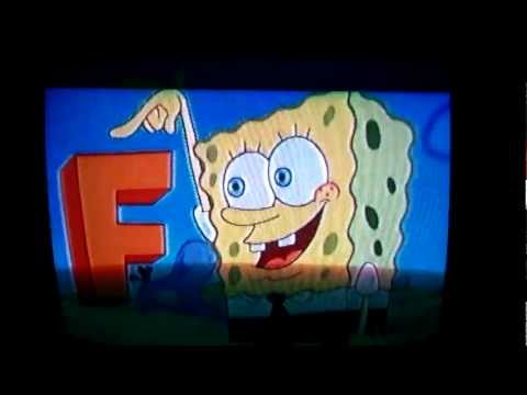 Spongebob F.U.N. song