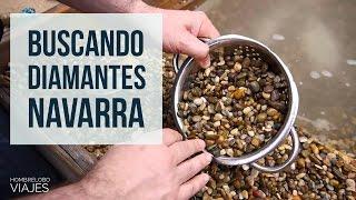 Buscando diamantes en Navarra