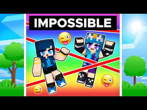MINECRAFT IMPOSSIBLE DROPPER!