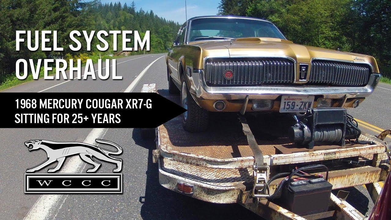 fuel system overhaul \