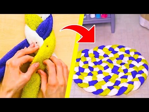 Thumbnail: 4 SUPER COOL DIY MATS TO COVER YOUR APARTMENT