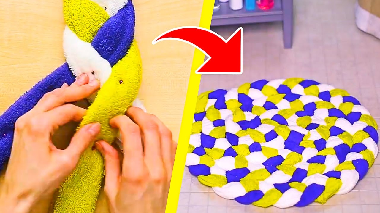 4 super cool diy mats to cover your apartment youtube