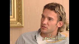 Шевченко о том, как устроен его быт, и кто воспитывает его детей