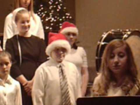 7th Grade winter concert (part 1) John R Lea Middle School